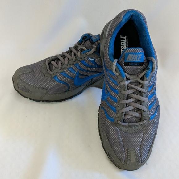 Nike Air Torch 4 running gym shoe sneaker men's